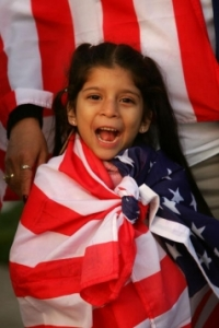 little-girl-w-flag