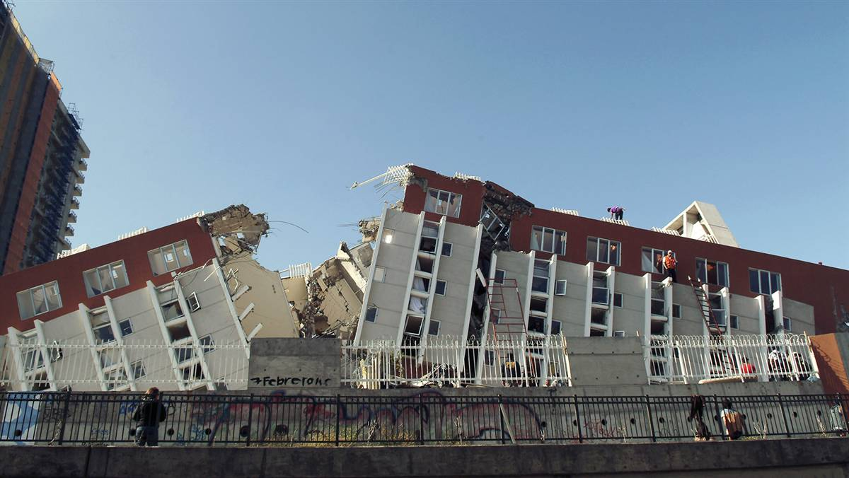 earthquake | The Hispanic Fanatic